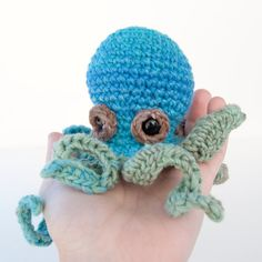 Instant Download Crochet Pattern Amigurumi by theitsybitsyspider