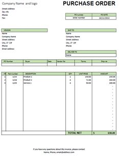 Download a free purchase order template for excel a simple way to examples of purchase order forms purchase order template 37 free purchase order templates in word excel purchase order excel format template sample form thecheapjerseys Image collections