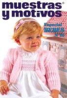 Мобильный LiveInternet Журнал : muestras y motivos Especial Bebes 10 . Knitting Books, Crochet Books, Knitting For Kids, Baby Knitting, Crochet Baby, Knit Crochet, Knitting Magazine, Crochet Magazine, Knitting Patterns