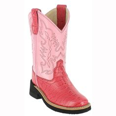 Jama Children's Crepe Sole Western Boots $44.99 Very affordable for kids boots.