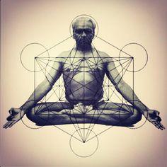 some beautiful art we found on instagram. #metatronscube #sacredgeometry #Geometry #meditation