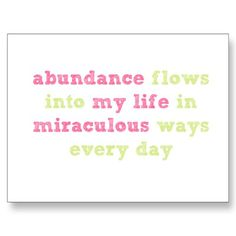 Abundance flows into my life every day #rootchakra #chakras #everydaychakras
