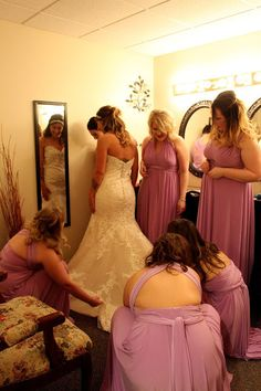 Brides love to use our bridal suite to get ready in at #NorthernLightsBallroomandBanquetCenter #mnweddings #WeddingVenues Photo taken by: Remember the Moment Photography