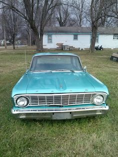 Ford... I run into a lot of these. In good condition. Found in north central Arkansas. Tripper's Travels.