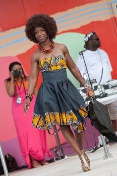 A-List: A peek inside NYC's Africa Fashion Week | ONE