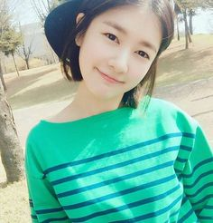 Jung so min Asian Actors, Korean Actresses, Korean Actors, Actors & Actresses, Jung So Min, Lee Joon, Playful Kiss, Oriental, Colors