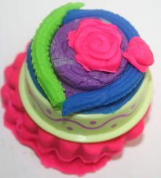 Cake Mania With Play Doh