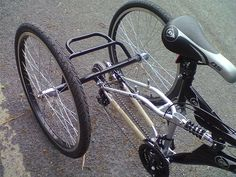 Tricycle Bicycle Conversion Kit