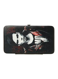 This BVB Andy wallet...you'll never leave home without it.