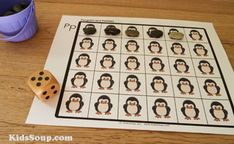 Penguin Activities for Preschool and Kindergarten | KidsSoup