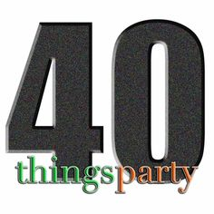 This links to parties for 40-100 yearsl party supplies; decor; ideas and gag gifts