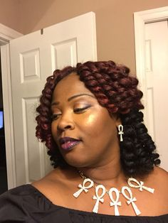 Crochet Braids Jamaican Bounce : Crochet braids, Braids and Crochet on Pinterest