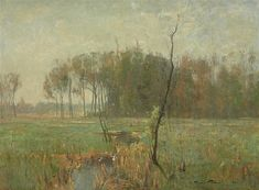 Summer Mist, 1882 x cm) by Soren Emil Carlsen Artwork Type: Painting; Landscape Art, Landscape Paintings, American Impressionism, Art Database, Beautiful Paintings, Great Artists, Painting Inspiration, Painting & Drawing, Mists