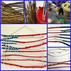 Fourth of July Preschool Activities | 4th of July craft ideas for preschoolers - 4th of July art and craft ...