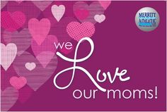 There is no greater love than that of a mother! Merritt Athletic Clubs would like to show it's love for our Mom's! Beginning May 10th-May 31st we invite you to bring your mother or grandmother in to work out with you FREE! Click on the link to register, or contact your local Merritt Athletic Clubs location for details. http://ow.ly/MHeTj