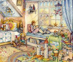 The Window Seat ~ Kim Jacobs