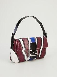 FENDI - Nice baguette shoulder bag  #fendi #baguettes #fendibags #bags #shoulderbags