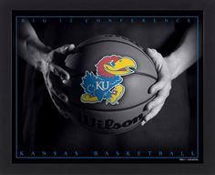Kansas University Basketball! Rock Chalk Jayhawk KU!