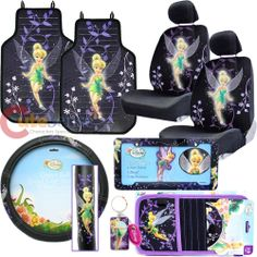 Details About New Winnie The Pooh Car Seat Covers