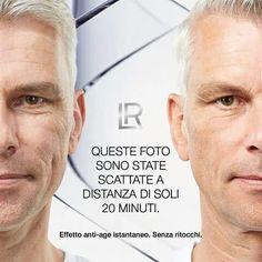 PARTNERLRCRISTIANZEITGARD Serox Instant Result Mask è efficace in soli 20 minuti! Pelle immediatamente più tonica e definita. Effetto anti rughe immediato. #LRCRISTIANZEITGARDMask #timelessbeauty Age, Anti Aging, Photos