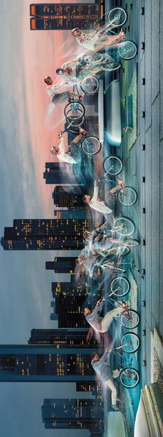 Trace the skyline. #redbull #givesyouwings #illume