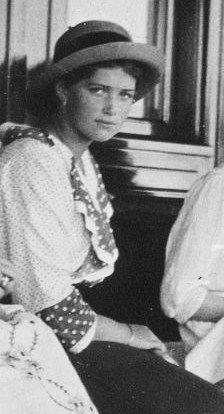 Beautiful Maria (Grand Duchess Marija Nikoaevna Romanova of Russia)