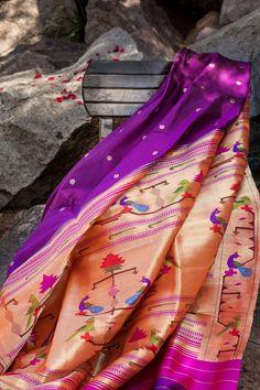 Banarasi Lehenga, Silk Sarees, Indian Dresses, Indian Outfits, Indian Saris, Maharashtrian Saree, Fancy Sarees Party Wear, Saree Dress, Lehenga Blouse