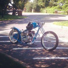 73 Triumph Bonneville | Bobber Inspiration - Bobbers and Custom Motorcycles November 2014