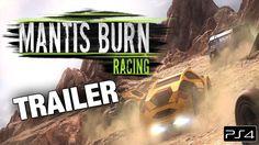 Mantis Burn Racing |PS4| Trailer 1080 60fps