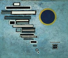 "Wassily Kandinsky - ""Unequal"", 1932"