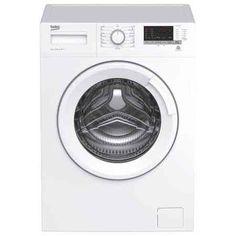 Beko WRE7512XWW - Mașină de spălat rufe slim din clasa de eficiență energetică A+++ - Parero.ro