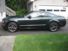 Car brand auctioned: Ford Mustang BULLITT 2008 bullitt mustang dark highland green Check more at http://auctioncars.online/product/car-brand-auctioned-ford-mustang-bullitt-2008-bullitt-mustang-dark-highland-green/