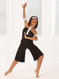 Rolling in the Deep - Style 0359 | Revolution Dancewear Contemporary/Lyrical Dance Recital Costume