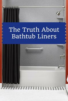 Before You Choose A Bathtub Liner For Your Renovation Project, Be Sure To  Have All