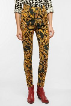 MINKPINK Outrageous Fortune High-Rise Jean Online Only -WANT