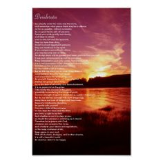 ==>Discount          	Desiderata Print           	Desiderata Print We provide you all shopping site and all informations in our go to store link. You will see low prices onReview          	Desiderata Print Review on the This website by click the button below...Cleck Hot Deals >>> http://www.zazzle.com/desiderata_print-228379506995069597?rf=238627982471231924&zbar=1&tc=terrest