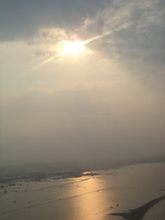 langit sore....#plane #traveling #latepost #sky #sun