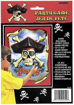 Pirates Bounty Party Game For 16, 2015 Amazon Top Rated Party Games & Crafts #Kitchen
