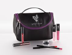 Pucker Up - Contains Pencil Sharpener, Stiff Upper Lip Stain and Lucrative Lip Gloss <3