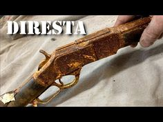 DiResta Winchester 1873 - A VERY RARE RESTORATION