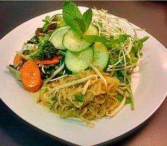 Kelp Noodle Pad Thai - Permission To Heal
