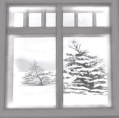 winter (skydome)home window