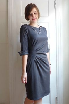 """""""New Look 6000"""" Dress. Want to make this - at least try..."""