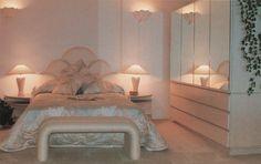 Home Decoration Living Room 80s Interior Design, 1980s Interior, Pastel Interior, Art Deco, Dream Decor, My New Room, Interiores Design, Room Inspiration, Bedroom Decor