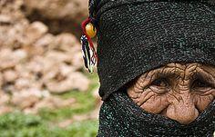 Africa: Berber Woman, Morocco