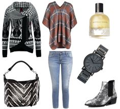 #Damenoutfits Gemustert durch den Tag  #dresslove #outfitdestages #outfits #ootd
