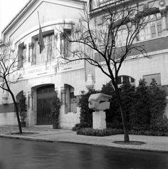 Rua Barata Salgueiro, Sociedade Nacional de Belas Artes