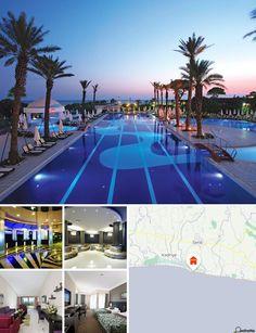 Questo hotel di lusso è situato direttamente presso la spiaggia privata di sabbia e brecciolino, a circa 3 chilometri da Belek. L'aeroporto di Antalya dista circa 35 chilometri.