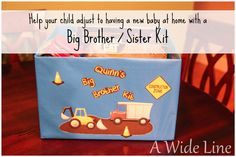 A Wide Line: The Super Awesome Big Brother Kit