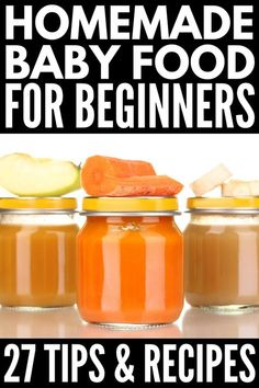 One Hour for One Month's Worth of Homemade Baby Food- Stage 1 Recipes! Learn how to make homemade baby food in one afternoon! Complete meal prep to get a month's worth Stage 1 Baby Food Recipes. Baby Food Recipes Stage 1, Baby Recipes, Baby Bullet Recipes, Fish Recipes, Keto Recipes, Vegetarian Recipes, Cooking Recipes, Healthy Recipes, Healthy Baby Food